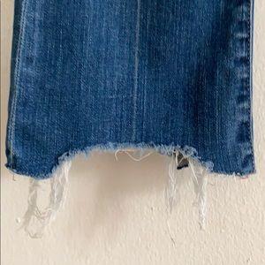 Madewell Jeans - Madewell Cali denim boot jean, size 26